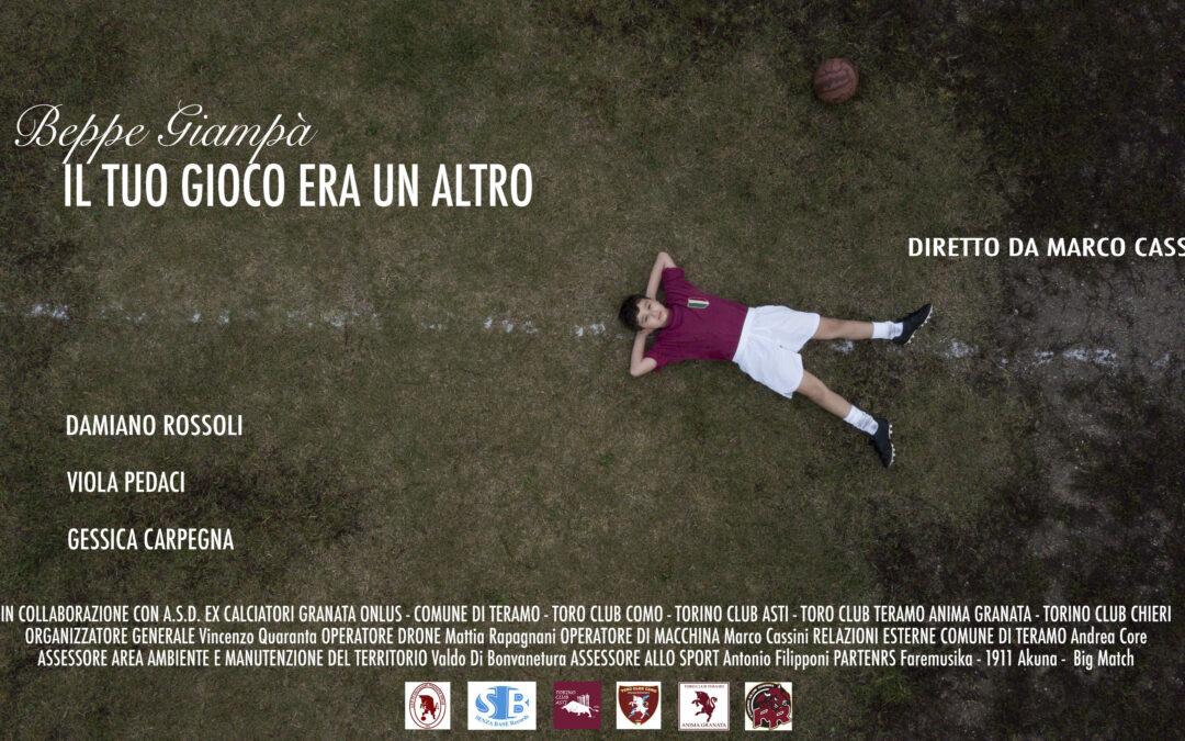 """""""Il tuo gioco era un altro"""" Singolo e videoclip dedicati a Gigi Meroni"""