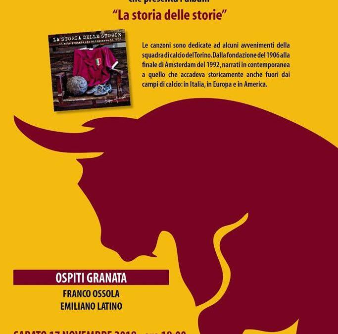 """Prossimo appuntamento Live con """"La storia delle storie"""": SAINT-VINCENT (AO) con Franco Ossola ed Emiliano Latino"""