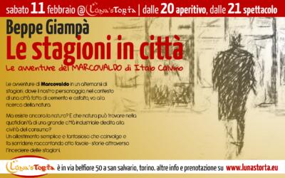 Le stagioni in città (Ovvero le avventure di Marcovaldo) di Italo Calvino – Nuovo appuntamento a Torino